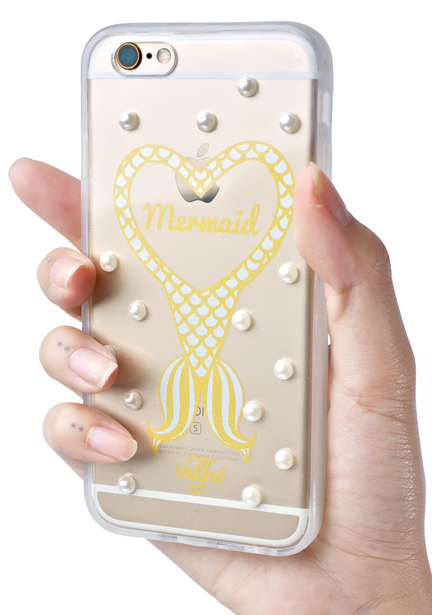 Valfré Mermaid iPhone 6/6S Case