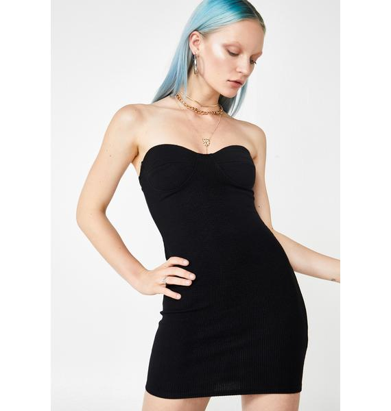 Va Va Voom Mini Dress