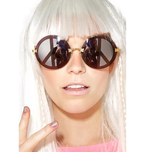 Wildfox Couture Pearl Deluxe Sunnies