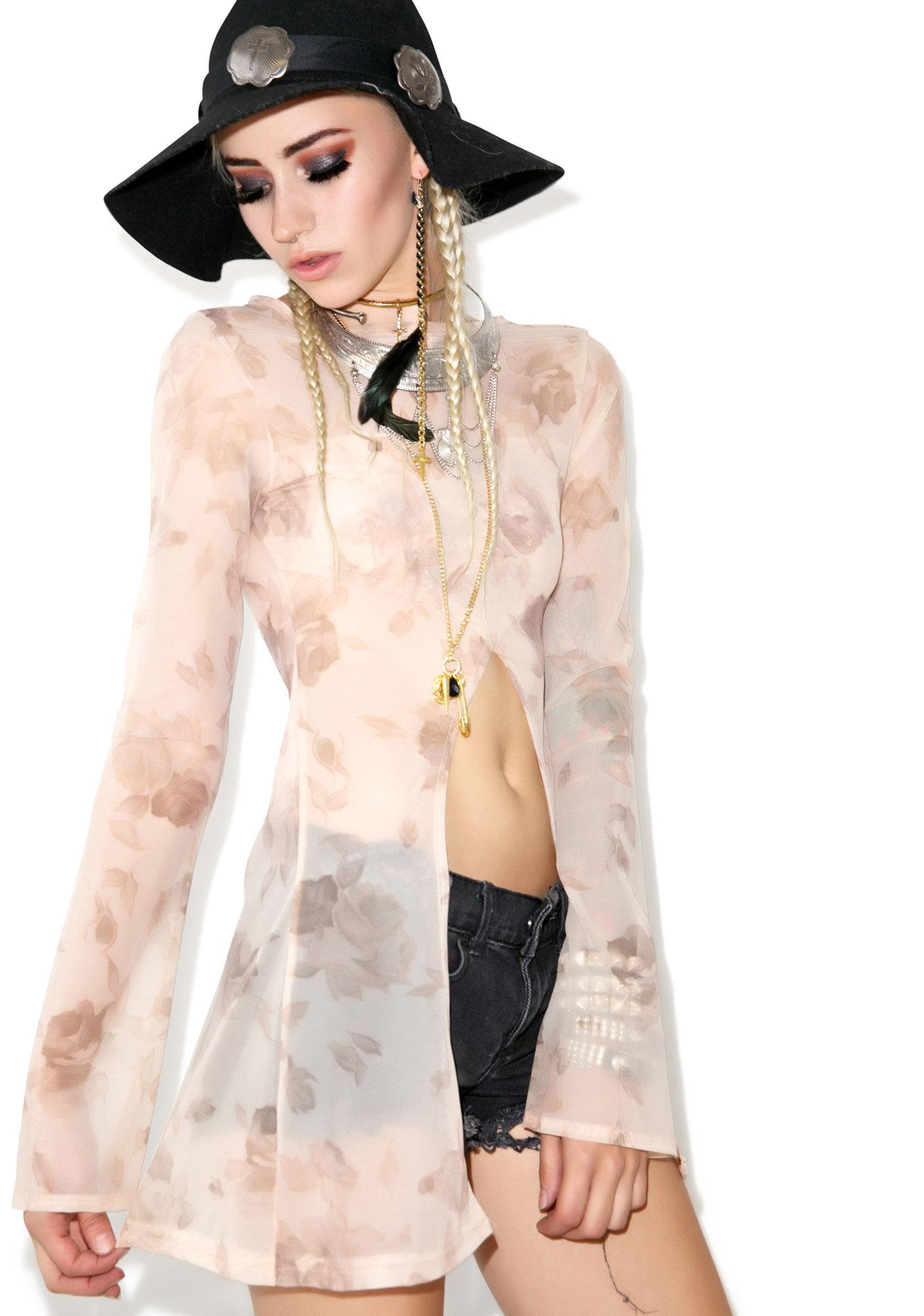 Floral Getaway Dress