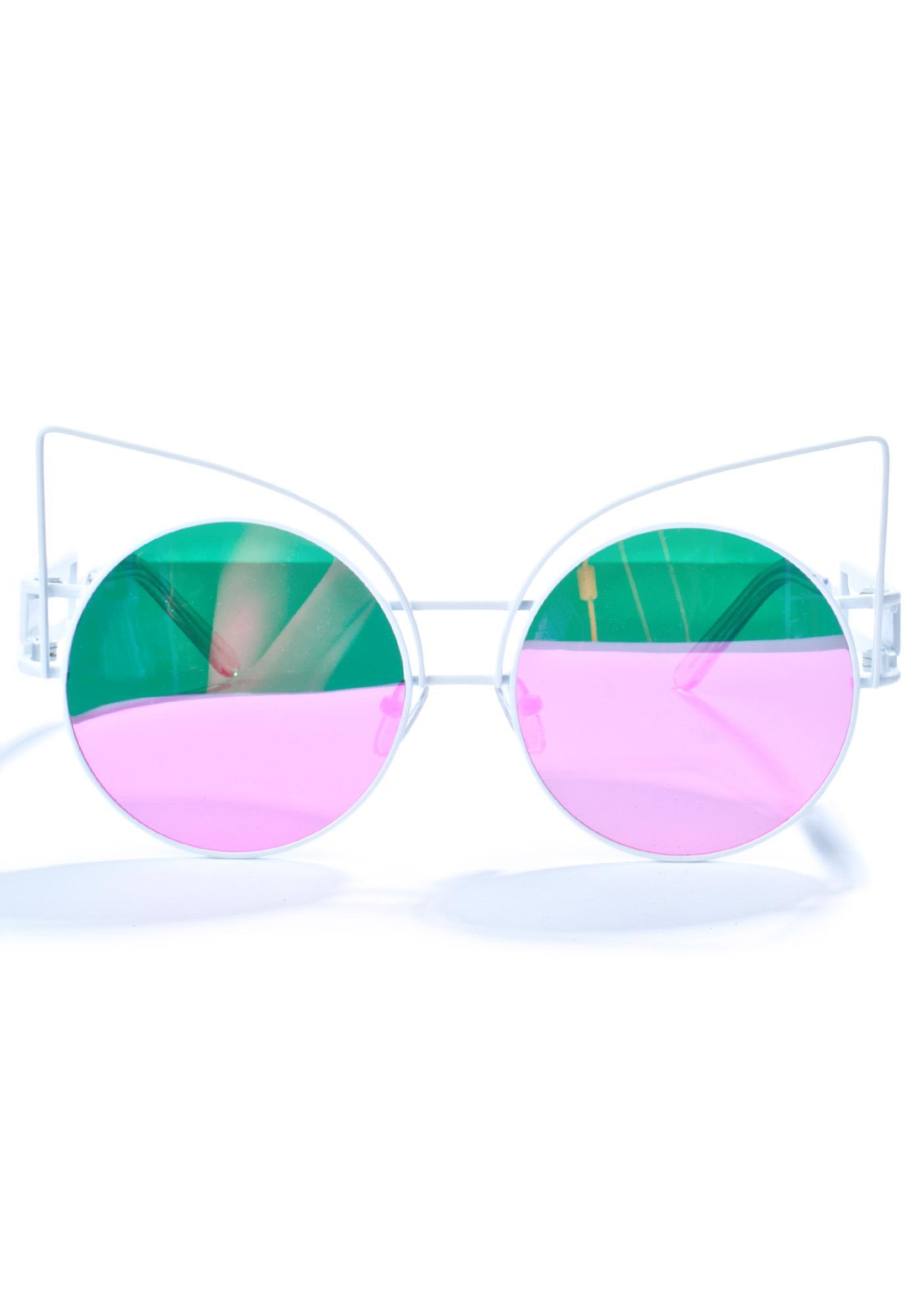 ESQAPE Feline Sunglasses