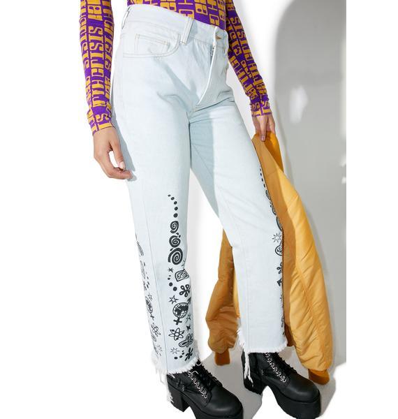 MadeMe World Peace Jeans
