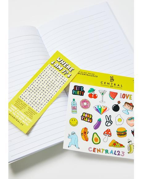 Dino-Mite Ideas Notebook