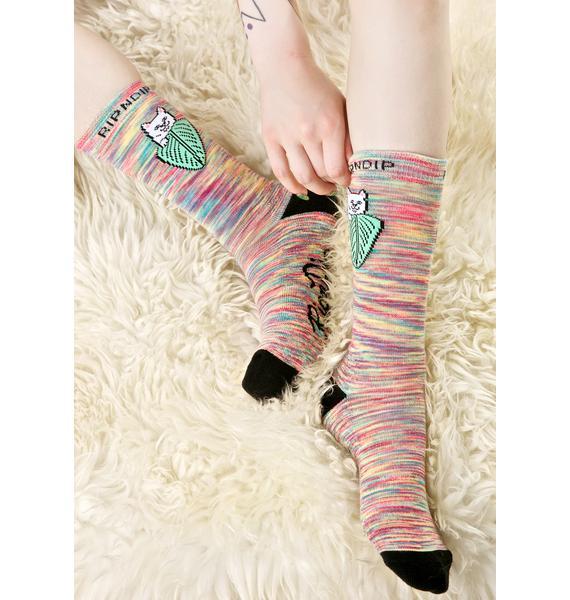 RIPNDIP Frida Nermal Socks