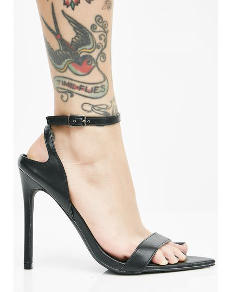 Elite Class Stiletto Heels