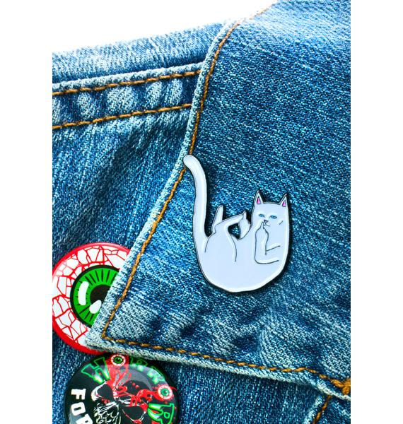 RIPNDIP Falling For Nermal Pin