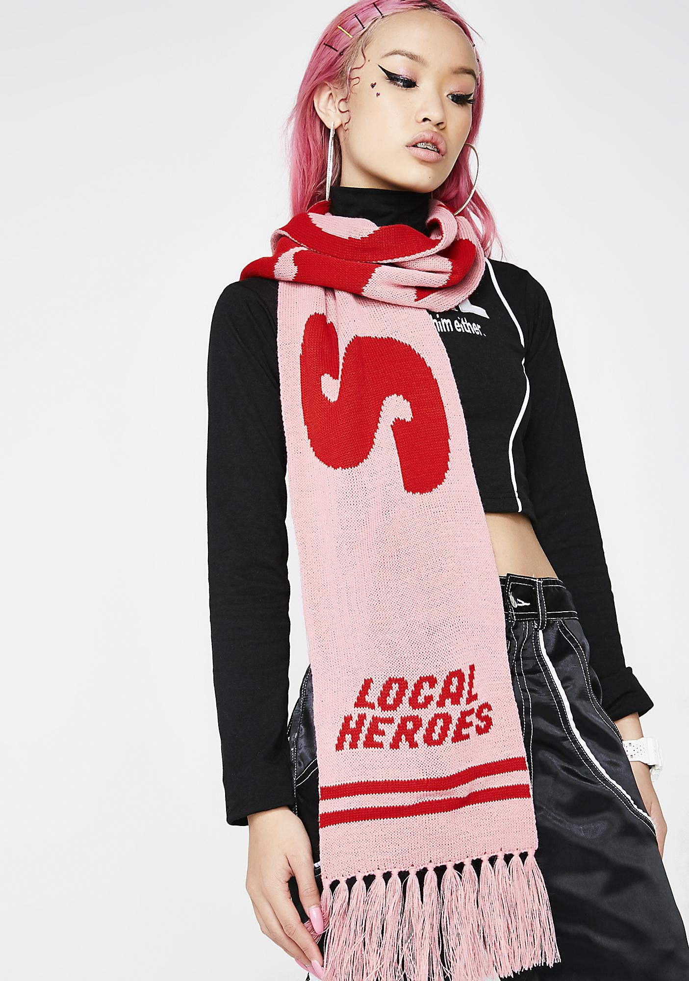 Local Heroes Girls Scarf