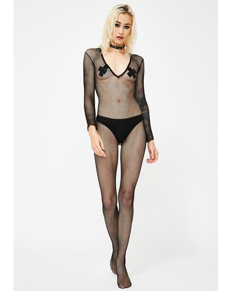 Mile High Club Bodystocking