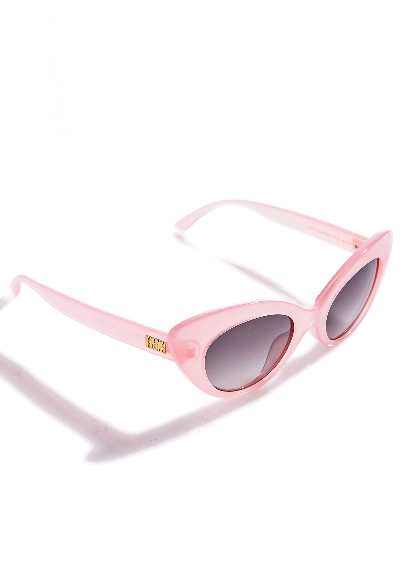 Crap Eyewear Cotton Candy The Wild Gift Sunglasses