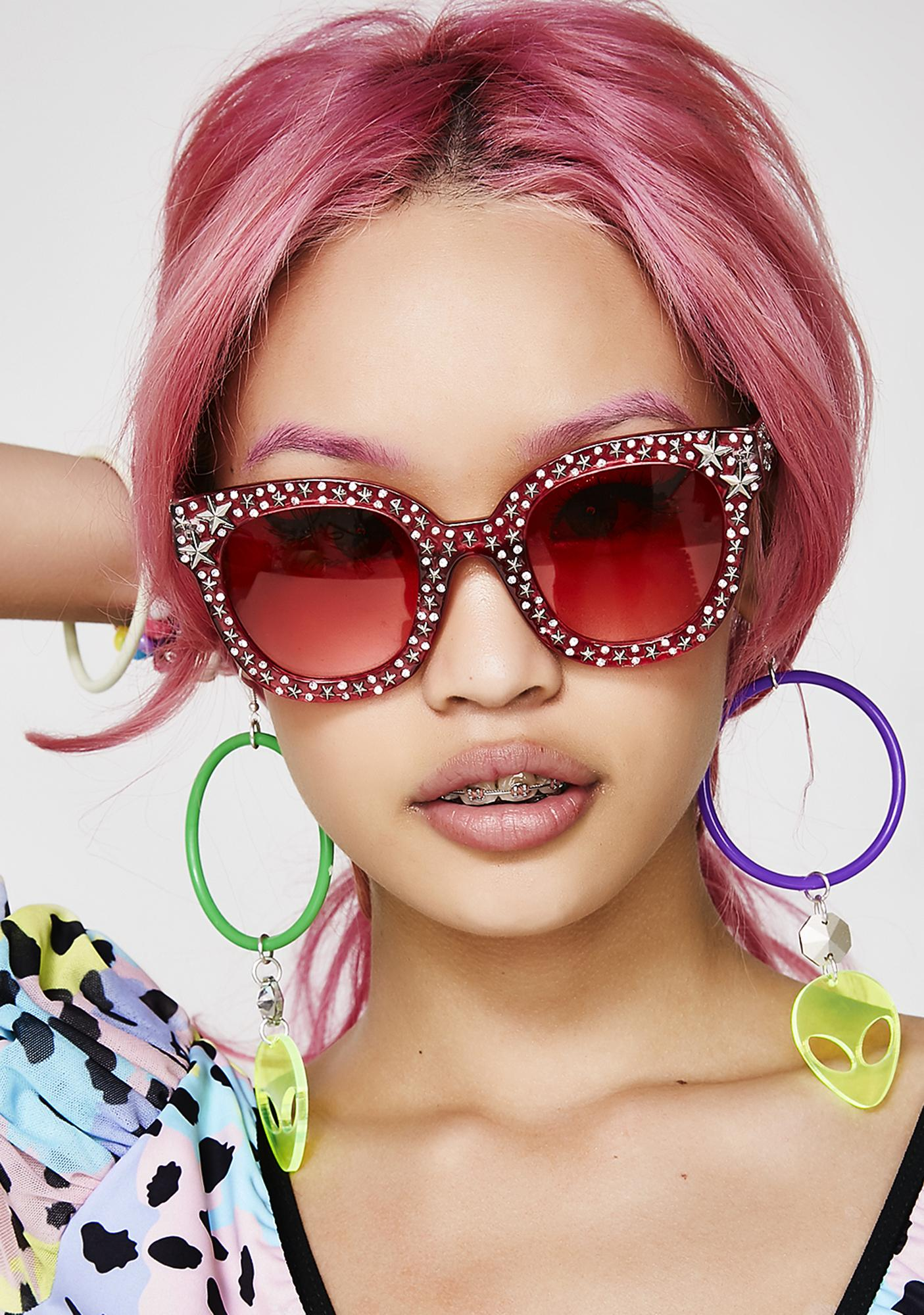 Nite Vision Star Sunglasses