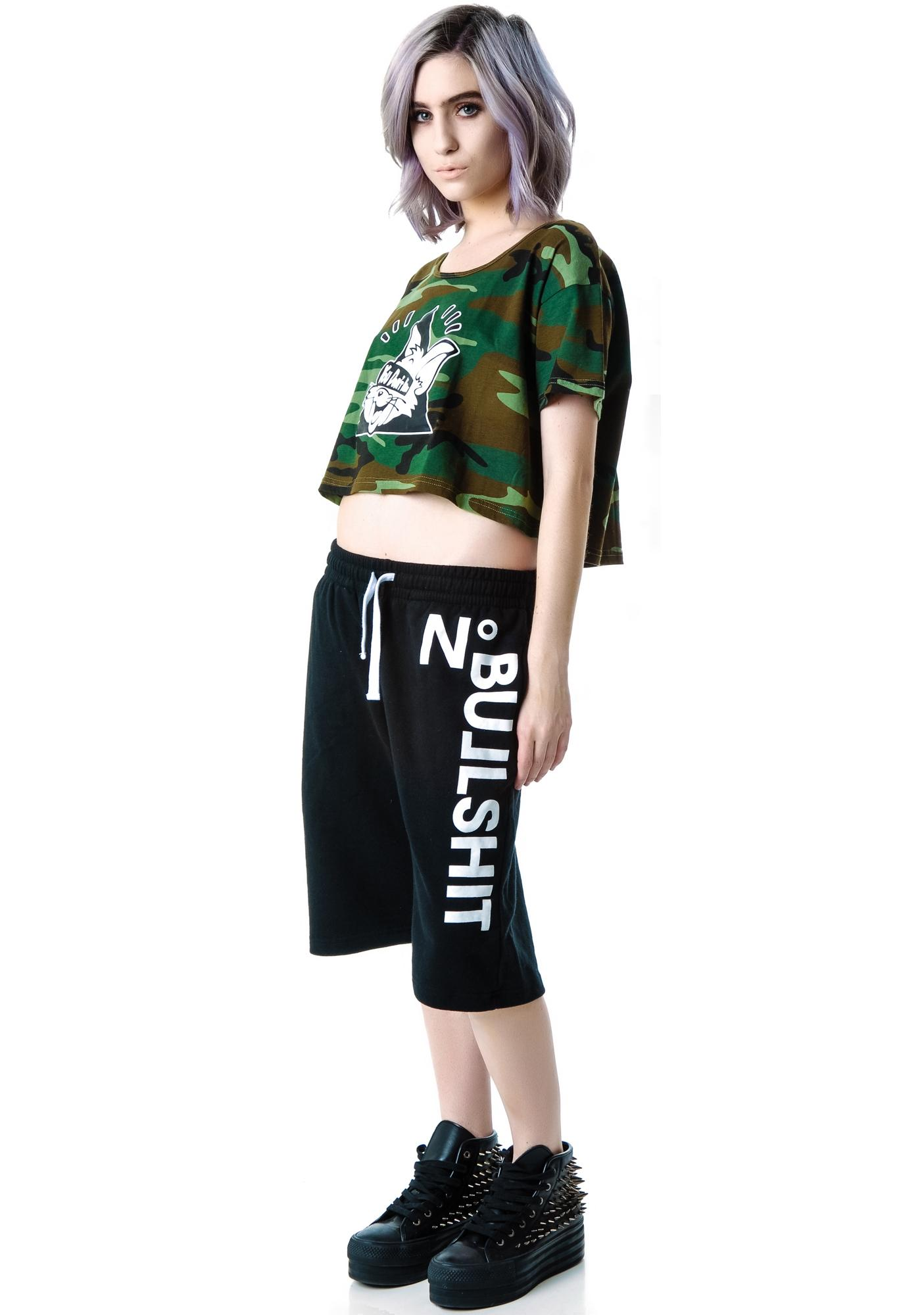 Joyrich You Don't Know My Name Short Tee