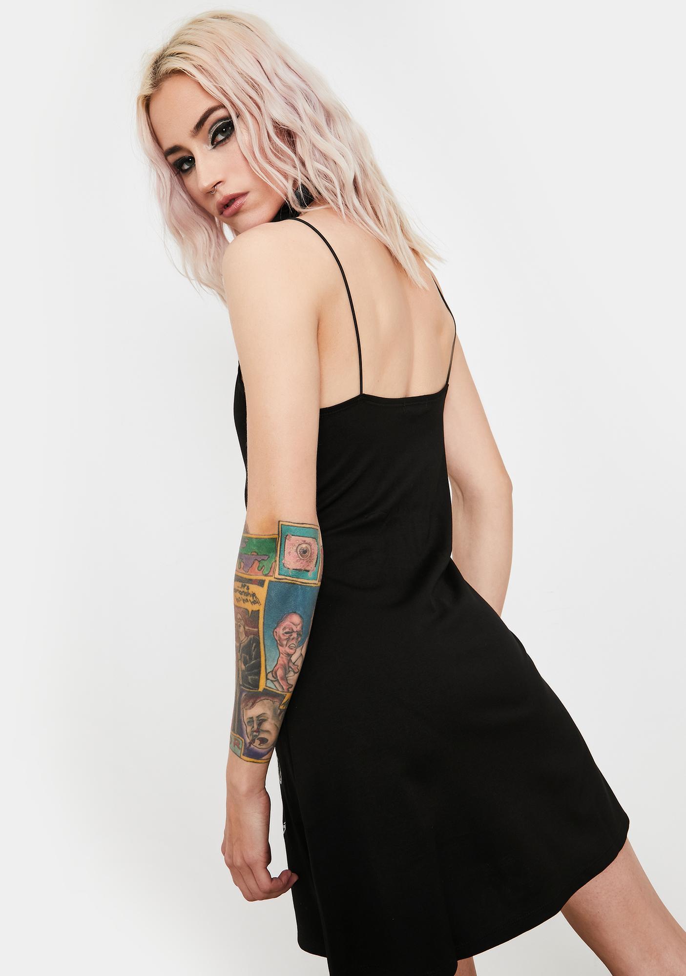 Current Mood Sinful Misery Mini Dress