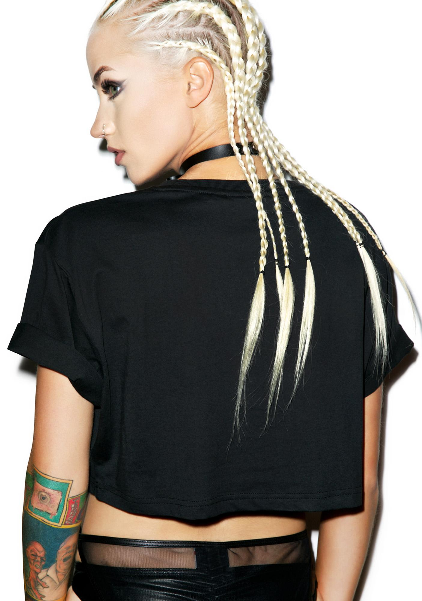 Killstar Nasty Crop Top