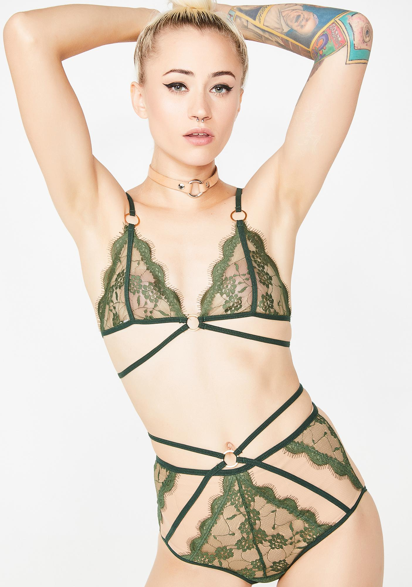 Sexx N' The City Sheer Set