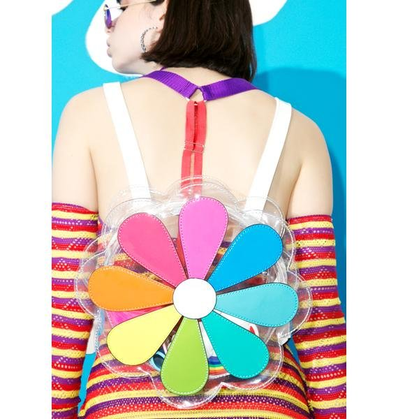 Current Mood Flower Power Backpack