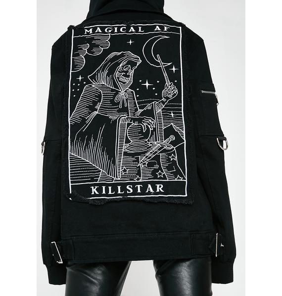 Killstar Magical AF Jacket