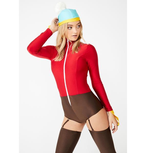 Screw You Guys Costume Set