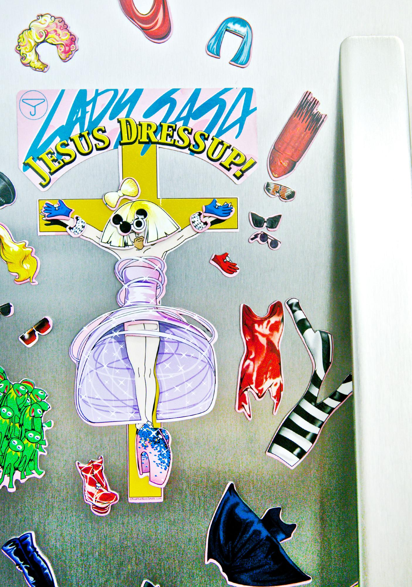 Gaga For Jesus