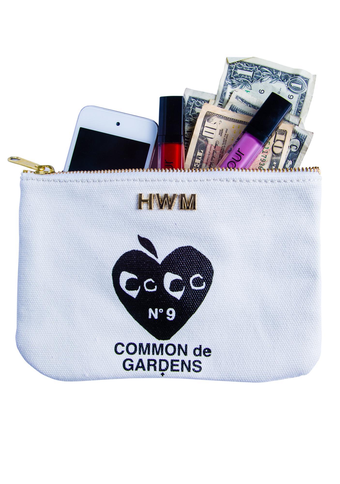 Hollywood Made UC Apple Makeup Bag