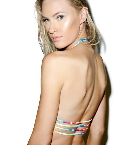 Velvet Sphynx The Andi Bikini Top