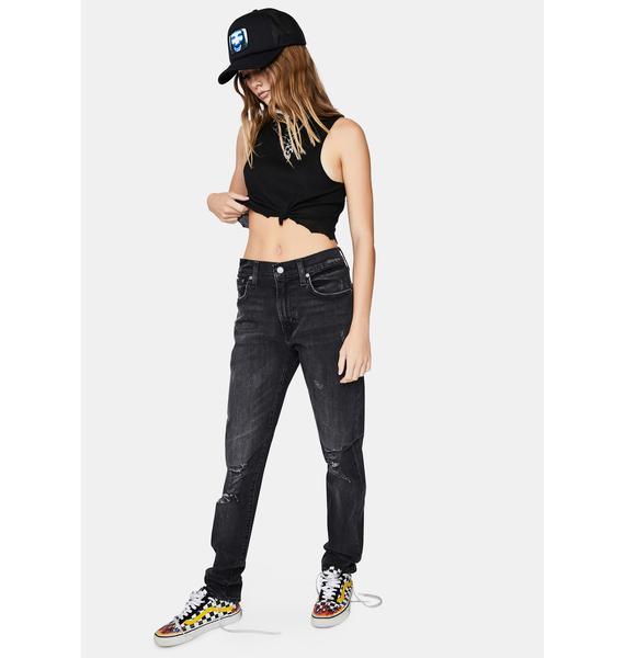 Levis Yonder DX Flex Skinny Taper Jeans