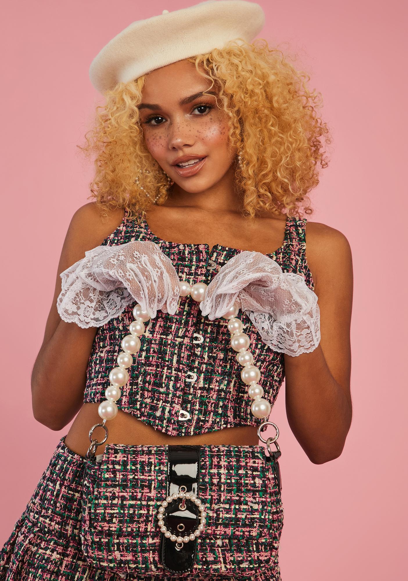 Sugar Thrillz Pish Posh Shoulder Bag
