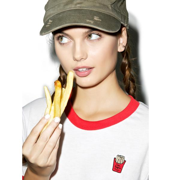 Valfré Fries Before Guys Tee