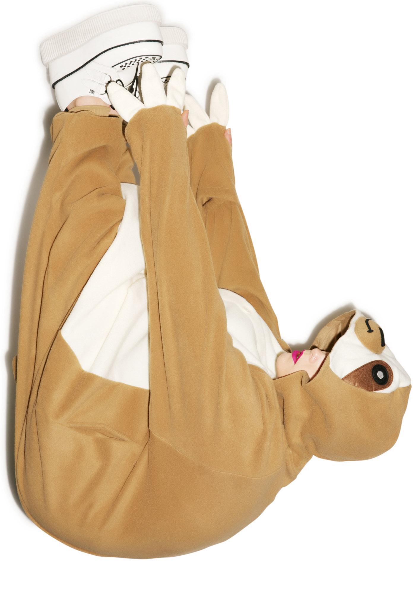 Sazac Sloth Kigurumi