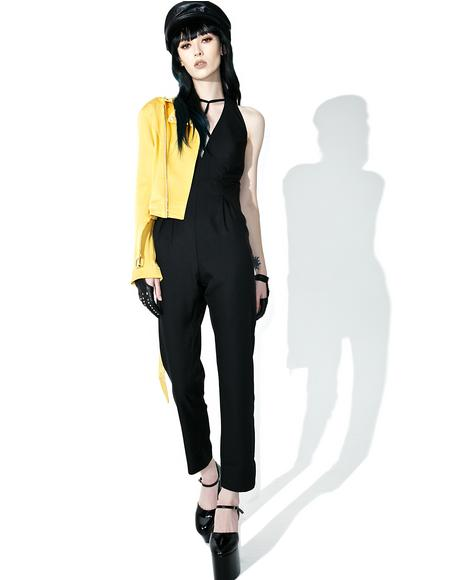 Out Of Touch Jumpsuit