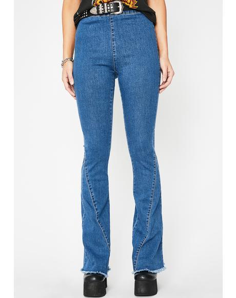 Rockin' Roadie Boot Cut Jeans
