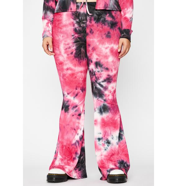 Wicked Mz. Sugar Nova Flare Pants