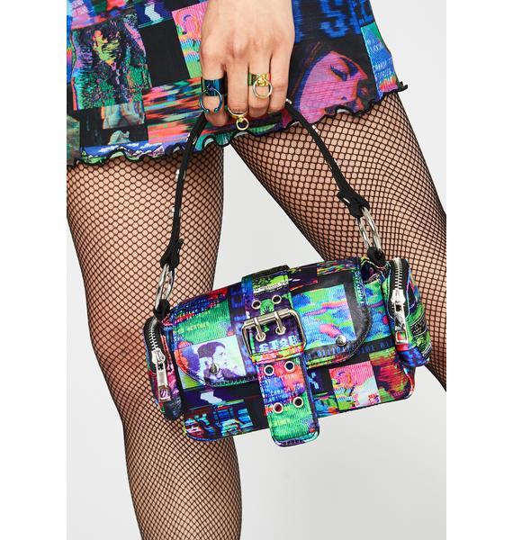 HOROSCOPEZ Human Error Mini Handbag