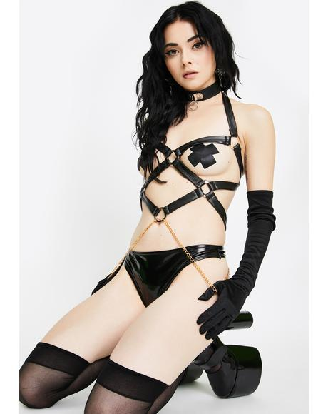 Mysterious Ways Body Harness