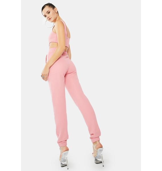 Poster Grl Baby Off Duty Jogger Set