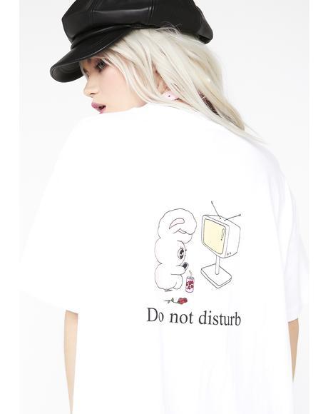 Bunny Globe T-Shirt