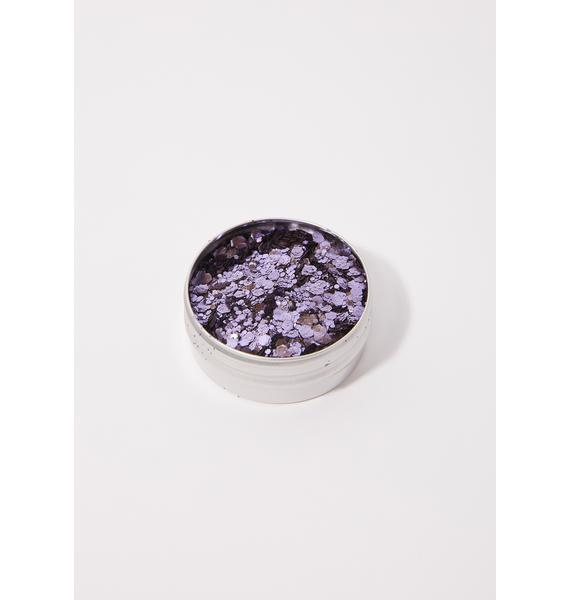 A Beautiful Weirdo Light It Up Lilac Eco Glitter