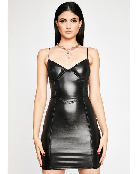 Sex N' Destruction Bodycon Dress
