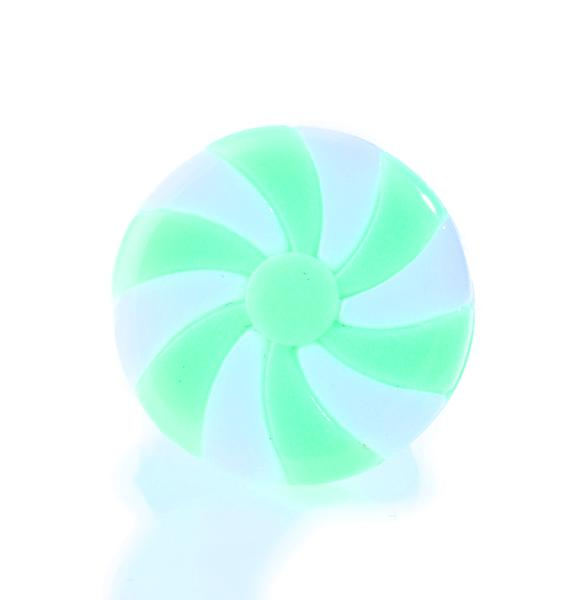 Rad and Refined Peppermint Ring