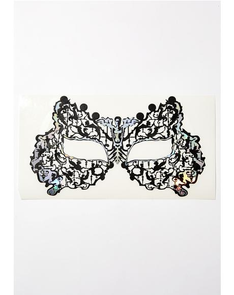 Renesque Face Lace Mask