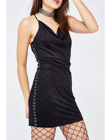 Head Over Heels Mini Dress