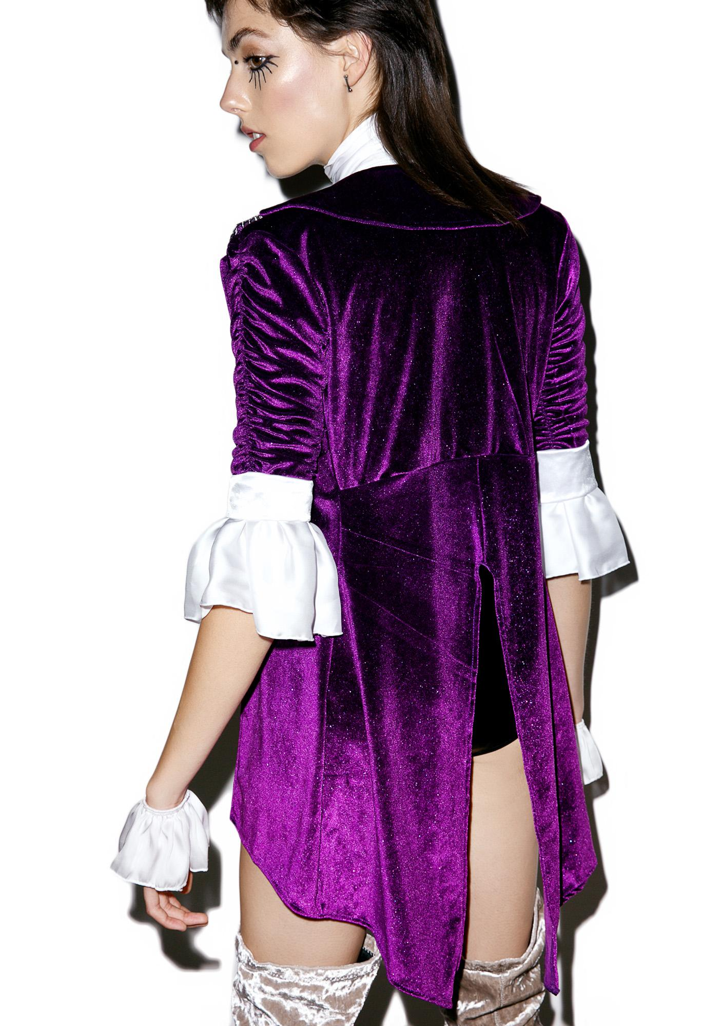 Princess Purple Rayne Costume Set