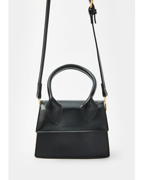 Onyx Money On My Mind Crossbody Bag