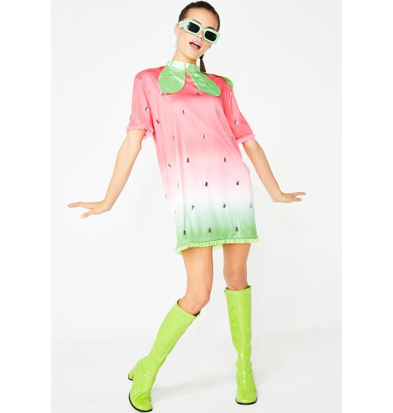 Trickz & Treatz Fresh N' Juicy Watermelon Costume