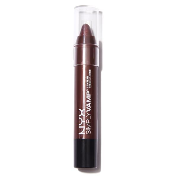 NYX  Covet Simply Vamp Lip Cream