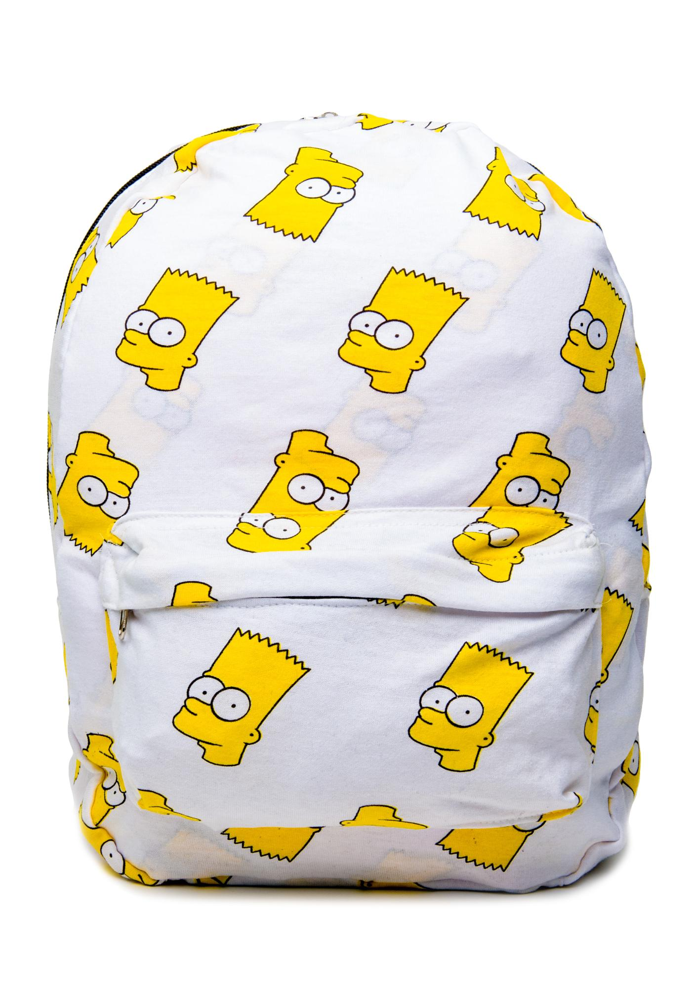 O Mighty Bart Backpack