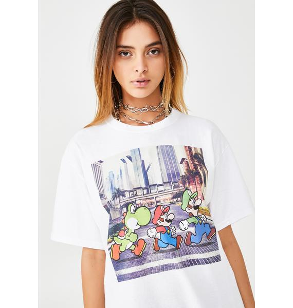 Fifth Sun All Star Road Graphic Tee