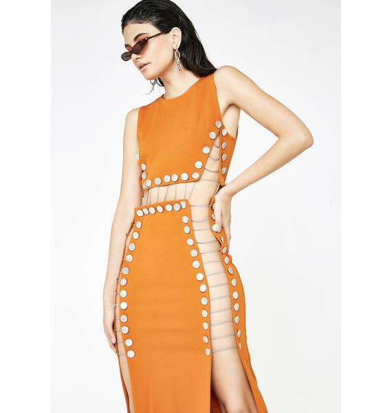 Center Stage Maxi Dress