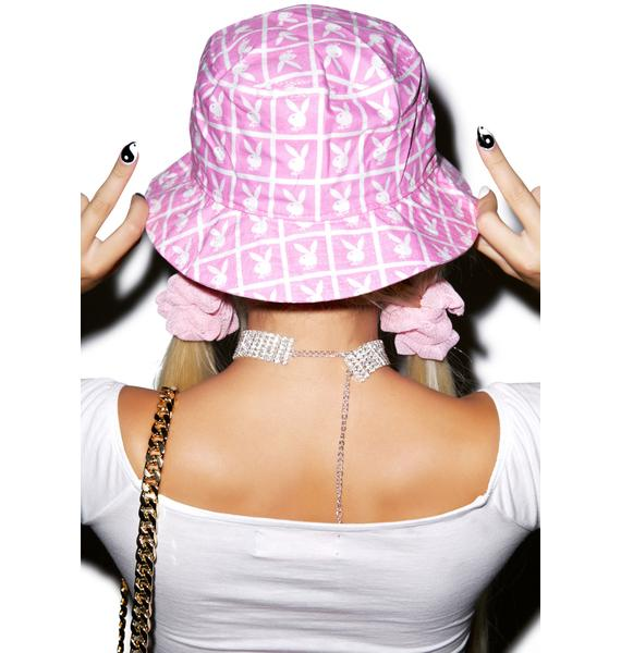 Joyrich X Playboy Panel Hat