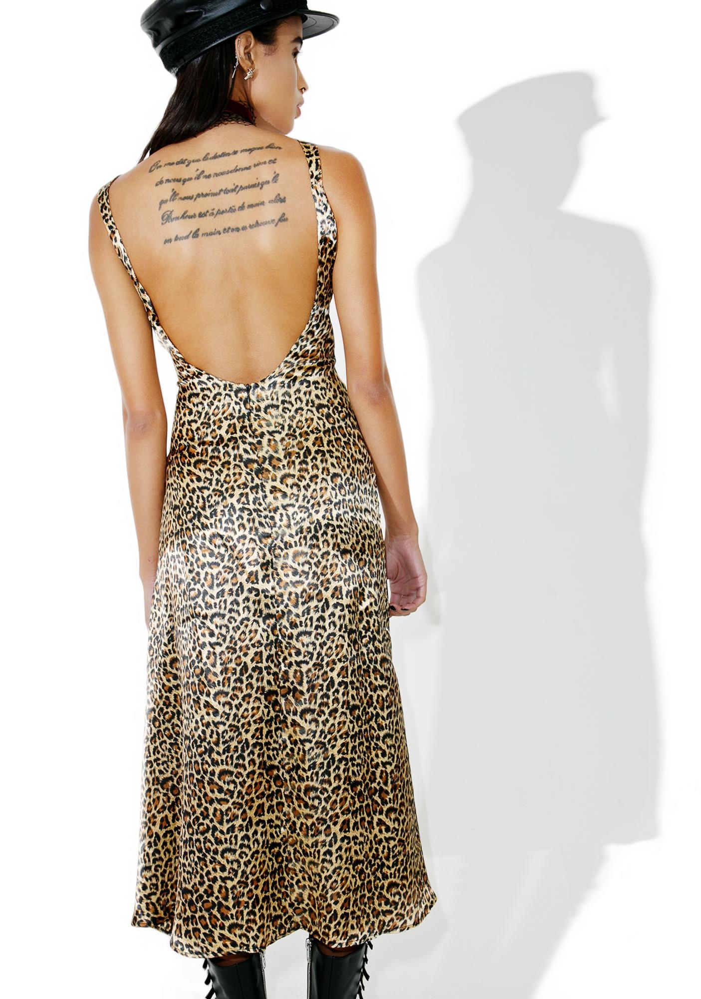 Fatal Flaw Maxi Dress