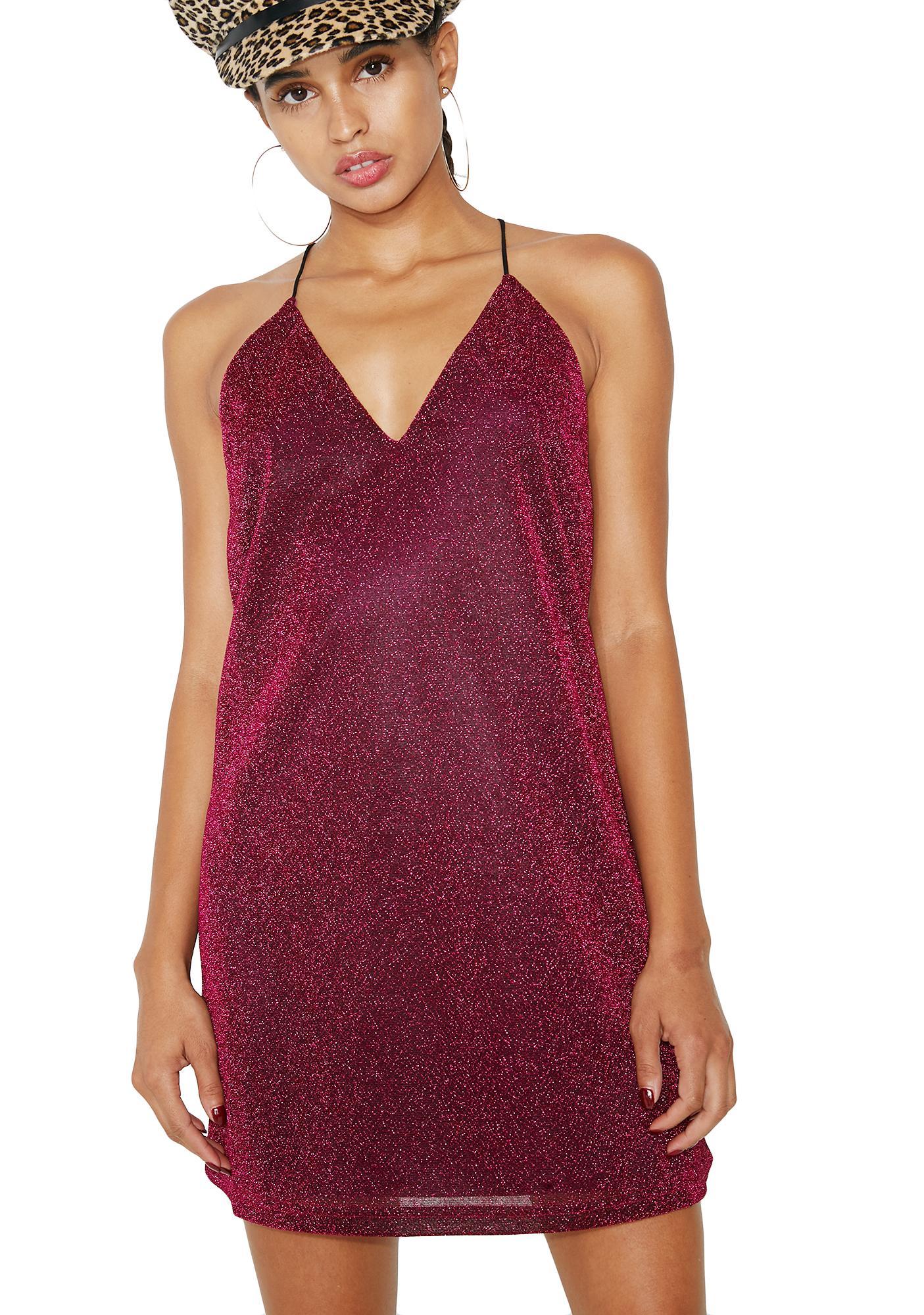 Sweet Spot Mini Dress